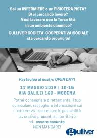 Open day Infermieri e Fisioterapisti