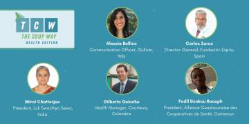 Gulliver al WEBINAR dell'International Co-operative Alliance (ICA)